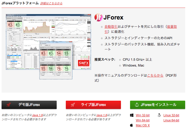 Dukascopy jforex ipad