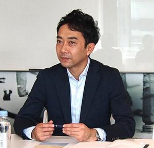 IG証券 クライアント部 部長 井澤正普 様