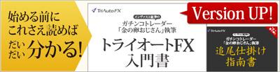 トライオートFX入門書