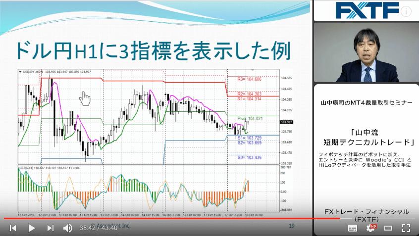 山中康司氏のセミナー動画