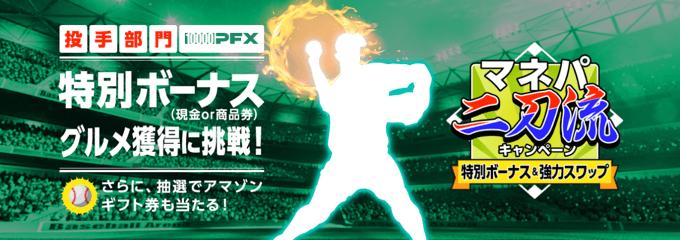パートナーズFXキャンペーン