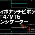 フィボナッチピボットのMT4/MT5インジケーター