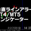 垂直ラインアラートMT4/MT5インジケーター